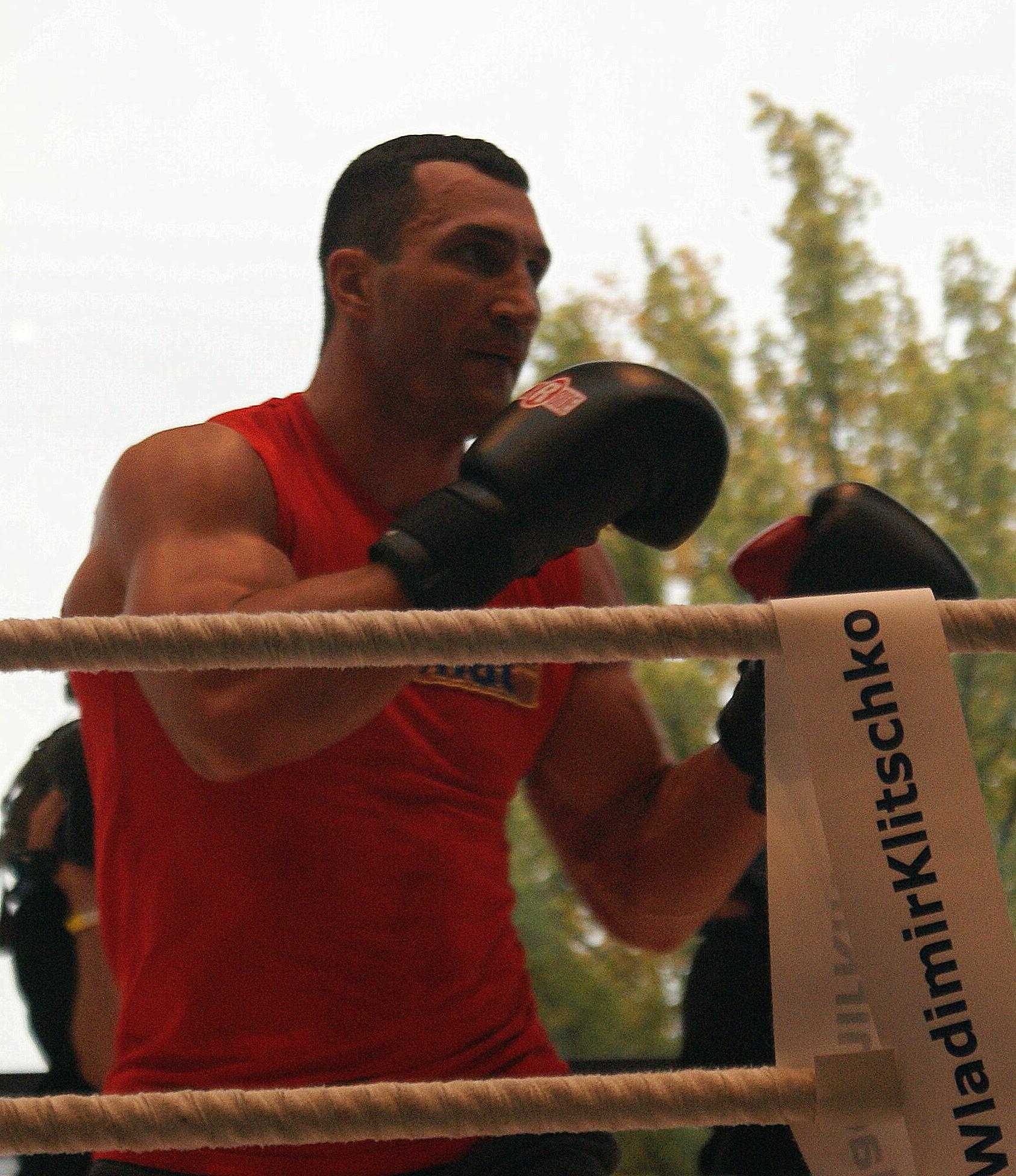 klitschko boxkampf heute