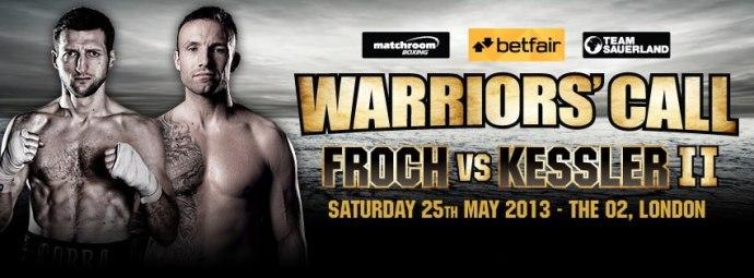 Froch vs Kessler II