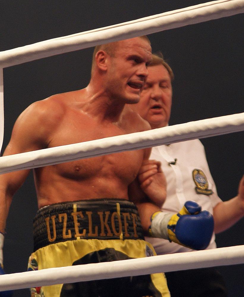 Boxing in Kiev, Ukraine, 16.03.2013 (1/2)