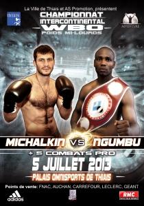 Michalkin vs