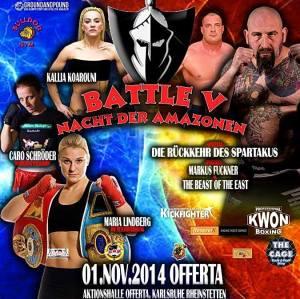 Battle IV
