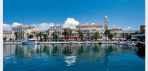 Split harbour