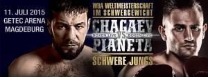 Chagaev vs Pianeta