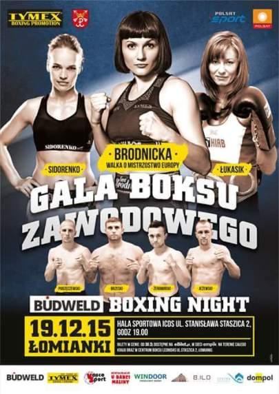 Boxing Polen 19.12.15