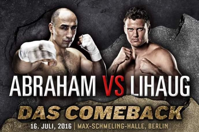 AA vs Lihaug