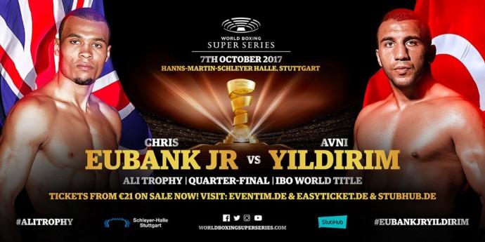 Eubank Jr vs Yildirim