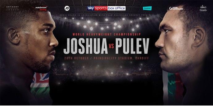 Joshua vs Pulev.