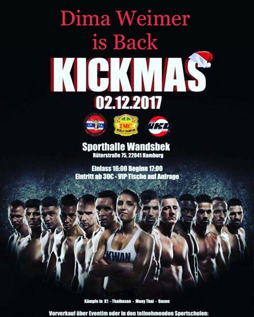 Kickmas 2017
