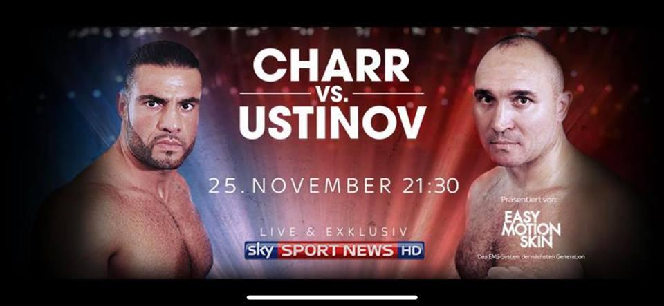 MCharr vs Ustinov