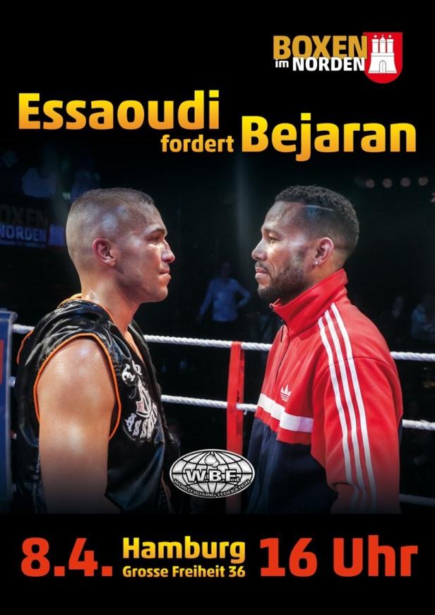 Essaouidi vs Bejaran