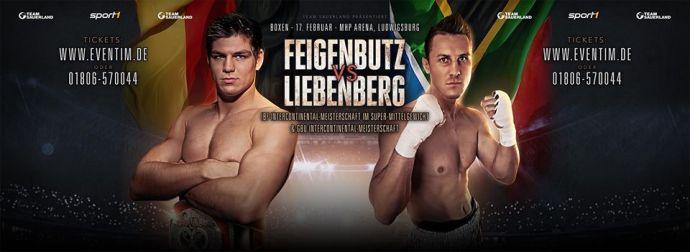 Feigenbutz vs Liebenberg