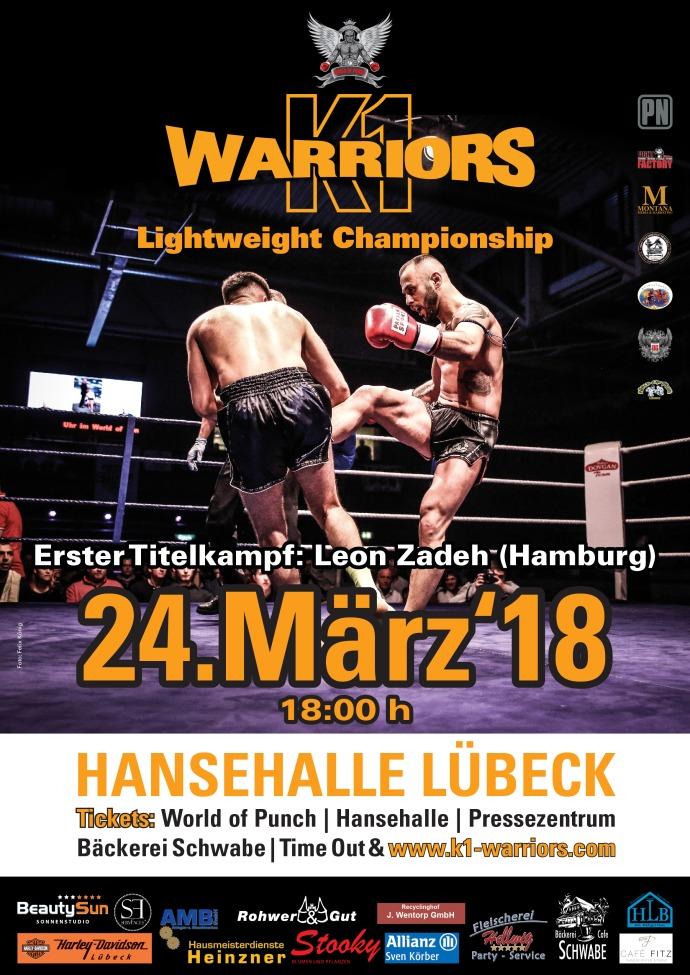 Boxen Hansehalle 24.3.18