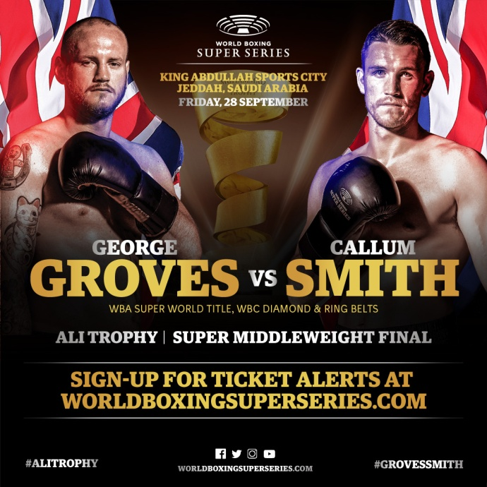 Groves vs Smith