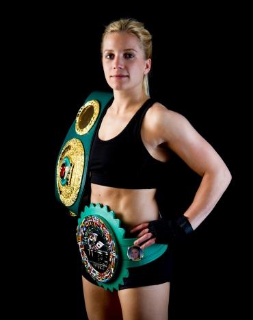Tina Rupprecht WBC Weltmeistrin